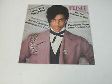 PRINCE - CONTROVERSY - LP 1981 WARNER BROS RECORDS MADE IN GERMANY - NM/EX-