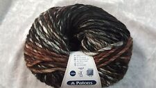 Patons Gembrook #1291 Coffee Beans 100g Wool & Acrylic