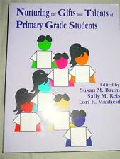 Nurturing the Gifts and Talents of Primary Grade Students Home School Baum Reis