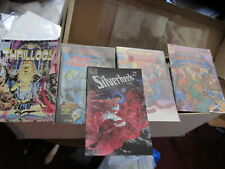 Pacific Comics lot of 5 books Captain Victory Time Force Thrillogy more