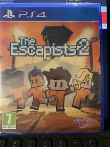 The Escapists 2  'New & Sealed'  *PS4(Four)*