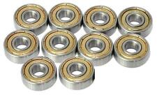 SKATE BOARD SKATEBOARD SCOOTER ROLLER BLADE WHEEL BALL BEARINGS MM ABEC-5 608-ZZ