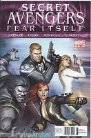 Secret Avengers Comic 13 Fear Itself Cover A Adi Granov First Print 2011 Marvel