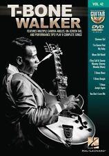 T-Bone Walker Guitar Play-Along DVD NEW 000102640