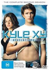 Kyle XY : Season 2 (DVD, 2009, 4-Disc Set)Pre Owned Free Postage
