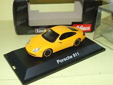 PORSCHE 911 996 Jaune SCHUCO défaut