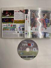 FIFA 10 Playstation Game ps3 schneller Versand UK