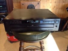 Sony CDP-C225 5 Disc Carrosell. With remote control