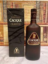 Rum Cacique Extra Anejo 500 1998 40% 70cl