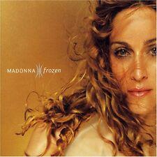 Audio CD - MADONNA - Frozen SINGLE - DIGIPAK - USED Like New (LN) WORLDWIDE