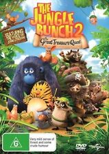 The Jungle Bunch  2- The Great Treasure Quest (DVD, 2014)
