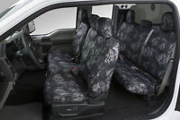 Covercraft Prym1 SeatSaver Custom Seat Cover - Blackout Camo SS3473PRBO