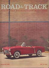 Road and Track September 1957 Vauxhall Victor, Fiat 1100-TV 052417nonDBE