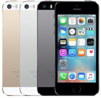 Apple iPhone 5S Unlocked 16GB AT&T TracFone Verizon 32GB 64GB T-Mobile Unlocked