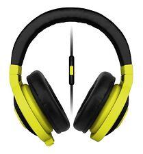 Razer Kraken Mobile Analog Music Gaming Headset Neon Yellow