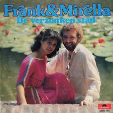 NL - FRANK & MIRELLA - De Verzonken Stad / Ca C'Est La Vie - Polydor - 1979