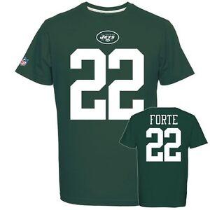 NFL T-Shirt New York Jets Ny Matte Forte 22 Green Jersey Redburn Jersey Football