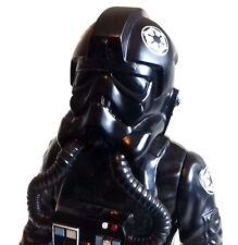 "STAR WARS GRAND 18"" Disney Store TIE Fighter Pilot Toy Figure Par Jakks, big fig"