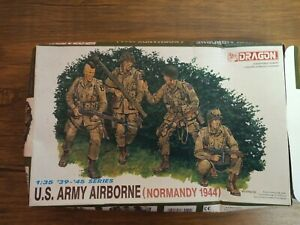 Dragon 1/35 US Army Airborne (Normandy 1944) # 6010.