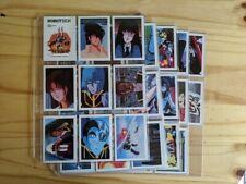 Robotech Macross Anime Trading Cards from 1986 Full Set