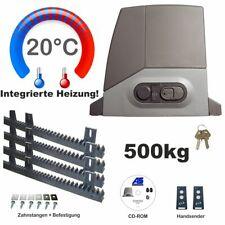 Schiebetorantrieb Torantrieb A500 250WATT für Tore bis 500kg und Winterheizung