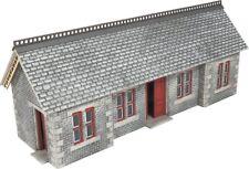 Metcalfe PO334 00/HO Station Shelter Settle to Carlisle Card Kit