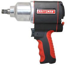 Craftsman Impact Wrench 1/2 in Cordless Air Tool Gun Portable High Torque Pistol