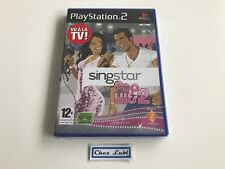 Singstar Pop Hit 2 - Jeu PS2