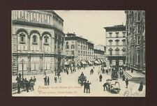 Florence Posted Collectable Italian Postcards