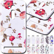 For Asus Gel TPU Rubber Cover Silicone Soft Skin Back Shockproof Protective Case