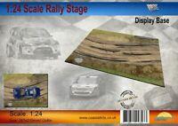 Coastal Kits CKS058-24 - 1:24 to 1:32 Scale Rally Stage Display Base