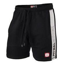 Pit Bull West Coast Shorts Seaport Black/Grey Schwarz Pitbull