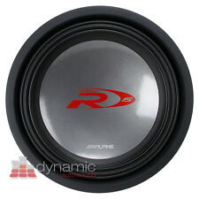 "ALPINE SWR-1522D Car Audio 15"" Type-R Series Dual 2 ohm Subwoofer 2,000 Watts"