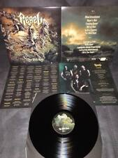 REBEL - The Wild Hunt (NEW*LIM.207 BLACK VINYL*SPA 80's HEAVY METAL*JUDAS PRIEST