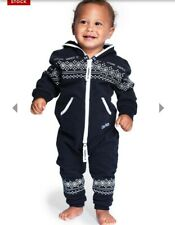 OnePiece Marius The Norwegian Orginal Camouflage Jump In Hooded Infant 6-12m