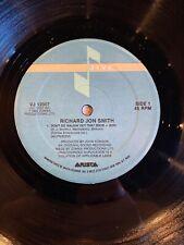 Richard Jon Smith - Don't Go Walkin Out That Door - 12 Inch Vinyl Record