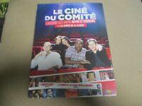 """2DVD NF """"LE CINE DU COMITE - L'HISTOIRE DU CINEMA REVUE"""" parodies Web & France 4"""