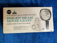 Vintage Sears Roebuck and Co Bright Beam Movie Light