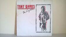 TONY BANKS (Ex GENESIS)- THE FUGITIVE .     LP.