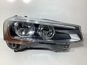 2015 2016 2017 BMW X3 X4 Right Passenger Side Adaptive LED Headlight OEM Z1563
