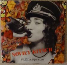 Regina Spektor, Soviet Kitsch CD cardboard sleeve, Sire