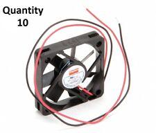 10 Dayton 2rtf2 Dc Axial Fan New 5v 5 V Volt 16a 16 A Amp 8w 12 Leads
