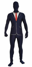 Polyester Suit Superhero Fancy Dresses