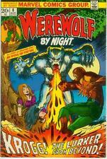 Werewolf by Night # 8 (Werner Roth) (USA, 1973)