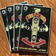 Weed Magic #3 Guns n Roses Homage Cover. VF/NM