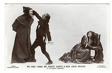 The Scarlet Pimpernel - Play Real Photo Postcard 1908