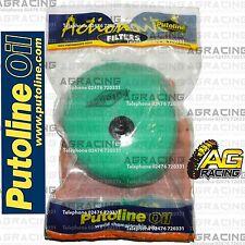 Putoline PREVIAMENTE ENGRASADA FILTRO DE AIRE DE 1 Pines Para KTM SX 125 2002 02 Motocross Enduro