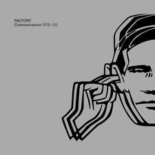 FACTORY RECORDS Communications 1978-92 BOX 8 LP NEW .cp