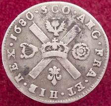 More details for scotland quarter (1/4) merk 1680 (g2608)