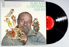 Burl Ives - Christmas Album (1968) Vinyl LP •PLAY-GRADED• Holiday